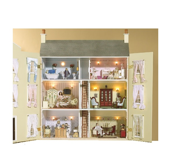 Court Dolls House
